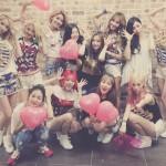 サニー、少女時代と後輩Red Velvetとキュートなグループ写真を公開!!