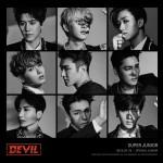 SUPER JUNIOR、10周年記念のスペシャルアルバム「Devil」を16日に電撃発売!