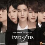 F.CUZオフィシャルインタビュー 7/22発売 日本8thシングル「two of us」 デビュー6年のすべてを詰め込んだ自作曲も収録