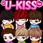 U-KISSのキャラスタンプ、日本でリリースへ!