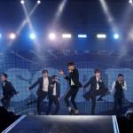 a-nation stadium fes.東京公演が開幕。初のヘッドライナーSUPER JUNIORをはじめ、f(x)ほか出演者13組が5万人を魅了!