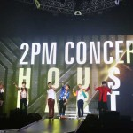 "2PM、話題の韓国公演を日本で再現!「2PM CONCERT ""HOUSE PARTY in Japan""」超満員で開催!"