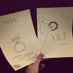女優キム・セロム&シェフのイ・チャンオ、交際3ヵ月にして本日(13日)スピード結婚!可愛いプロポーズも話題に