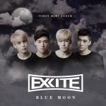 韓国アイドルグループEXCITE(エキサイト) 日本で初のミニアルバム「BULE MOON」発売!