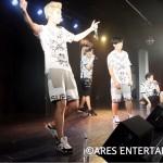 EXCITEが2か月に渡る日本公演も終盤へ。K-stageO!の初日公演大盛況!