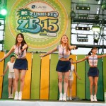 KARAほか「LAVIE presents MTV ZUSHI FES 15 supported by RIVIERA」アーティスト達の豪華競演!