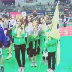 アイドルスター陸上競技大会での態度議論勃発のT-ARAに反論の声上がる!