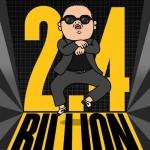 PSY、「江南スタイル」MVがYouTube再生回数を24億回を突破!