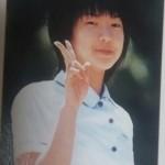 AOAチョア、中学校の卒業写真に視線が集まる!痩せたら、二重瞼になった!?