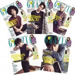 Grazia8月2号でSHINeeメンバー全員が個別に雑誌の表紙を飾る!