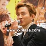 速報!『二十歳』ジュノ(2PM)舞台挨拶に登壇