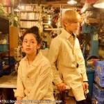 映画「知らない、ふたり」コラボレイト、主演「青柳文子」のディレクションによるワークコート限定受注開始!