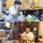 神話(SHINHWA)ドンワン、「私は一人で暮らす」で自宅の冷蔵庫整理に挑戦!!