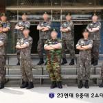 JYJユチョン、訓練所での凛々しい姿が写った写真が公開され話題に!