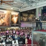 2PMのニックンも参加の韓国プレミア!映画『メイズ・ランナー2:砂漠の迷宮』ヤングなセレブの間でも自撮りブーム!?