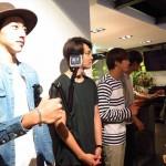 CNBLUE、9/30発売4th Album『colors』の試聴会を開催!サプライズでメンバー登場も!
