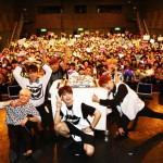 GOT7 3rd シングル「LAUGH LAUGH LAUGH」オリコンシングルデイリーチャート1位獲得!