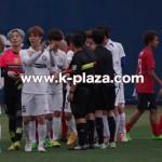 ジュンス率いるFC MENが3連勝!「FC MEN韓国 VS Love me JAPAN」取材レポート!