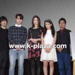 2PMチャンソン登壇、久保田悠来と裸の付き合い!?『忘れ雪』特別上映会 舞台挨拶 取材レポート!