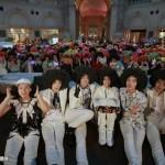 デイリーCDランキング初登場2位!!! CROSS GENE 新曲リリース記念イベントでアフロ大集合!オフィシャルレポート!
