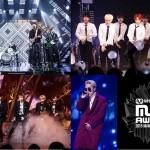 CNBLUE、防弾少年団、GOT7、Zion.T出演決定!2015 MAMA 第1弾出演者決定!