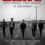 その勢いは止まらない!北米を魅了するBIGBANGワールドツアー開始