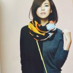 私はモデル SHIHO「Be_Ge」のイベントに出席