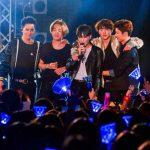 "BIGBANGに続く第2のボーイズグループ""WINNER""自身初の沖縄公演大盛況!!"