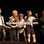 B1A4出演「韓FUN LIVE~音楽を通じて日韓友好を~」【取材レポート】
