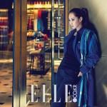 少女時代ユリ、美しくもセクシーな大人の女性グラビアをELLE12月号で公開!