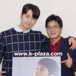 チャンソン(2PM)×ハン・サンヒ監督合同インタビュー取材レポ!映画『忘れ雪』公開中!