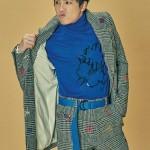 FTISLANDイ・ホンギ、韓国雑誌「In Style」1月号で「SKULL HONG」をしっかりアピール!