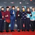 EXO(エクソ)フォトギャラリー2015 MAMA/2015 Mnet Asian Music Awardsより