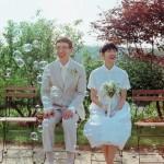 ポン・テギュ&Hasisi Park夫婦に長男誕生!