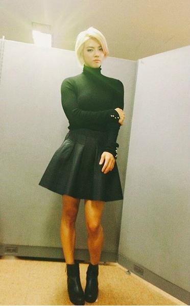 KangNamの女装