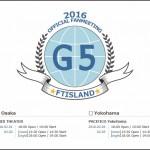「FTISLAND オフィシャルファンミーティング 2016 -G5-」開催決定!