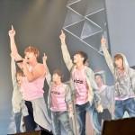 歌とゲームで笑いと感動のU-KISSファンクラブイベント終了、来年リリース曲を早くも披露!!