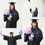 「風船ガム」、チョン・リョウォンの大学卒業写真を公開!
