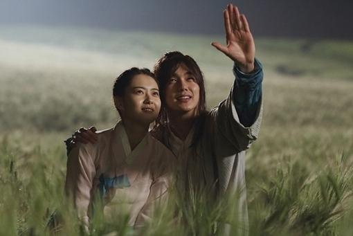 映画「朝鮮魔術師」2