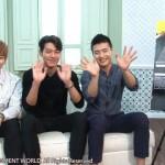 ジュノ(2PM)バースデー記念!映画『二十歳』ジュノ(2PM)、キム・ウビン、カン・ハヌルからコメント映像到着!