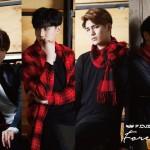 F.CUZ、1/27シングル「Forever」オフィシャルインタビュー到着!