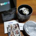 少女時代Baby-G  2016年のサイン刻印入り限定版 韓国カシオ腕時計はどんなカラー?