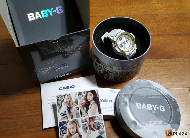 baby-g少女時代2016白