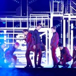 アジアで今最も話題のグループ「EXO」が初の日本ファッション誌の表紙に!