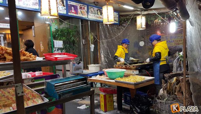 韓国ジョン隣の店3