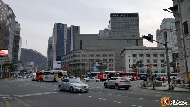 新世界百貨店とウリ銀行2