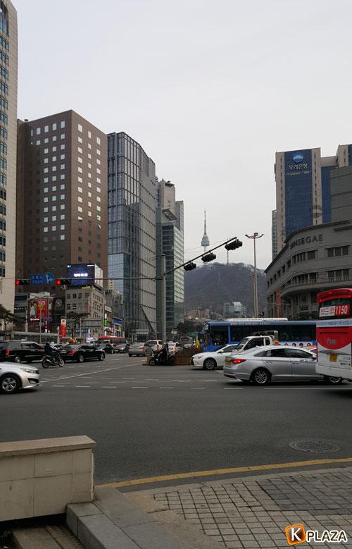 新世界百貨店とウリ銀行3