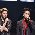 ユニットVIXX LRが合同ライブでファンを魅了! VIXXは単独コンサートツアー開催も決定!【オフィシャルレポート】