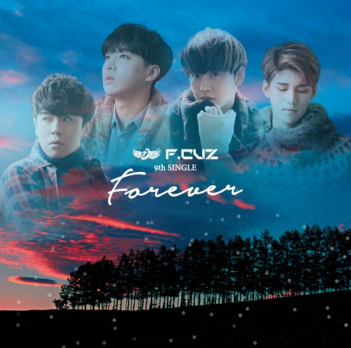 F.CUZ_Forever_ A盤