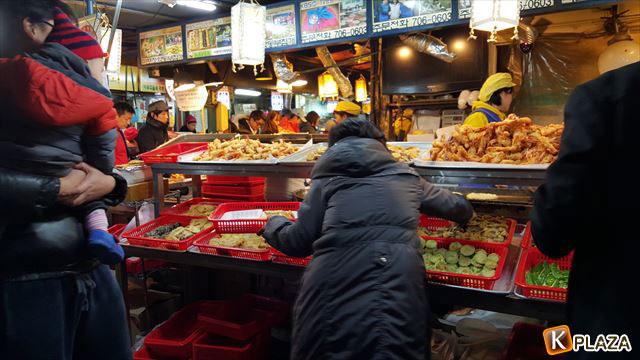 韓国ジョン隣の店2